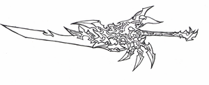 Evil sword- To be named by Crow-of-the-Abyss