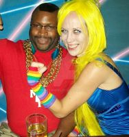 Mr.T and Rainbow Brite Pity the Fool! by Missyangel