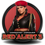 Command and Conquer Red Alert 3 Icon v5 by Kamizanon