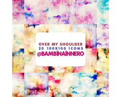 Over My Shoulder by narcoticplease
