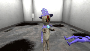 SCP-Containment Breach: Magic mod by Superman999