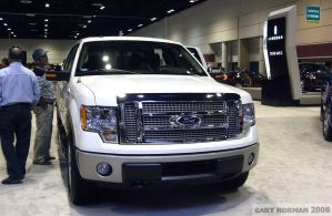 2009 Ford F-150 King Ranch by buddhabear