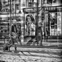 The Scottish Man In Malmo by OllieWie