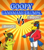 Game Grumps - 8==D Vs HIV+ by Xsore