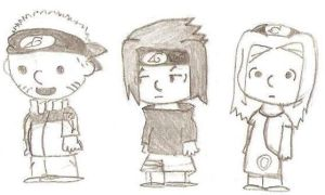 team 7 Charlie brownized by Toxicated-kisame52