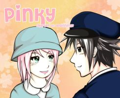 Pinky Chapter 01 Cover by adikk