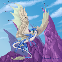 Skydancer by LimeGreenBean