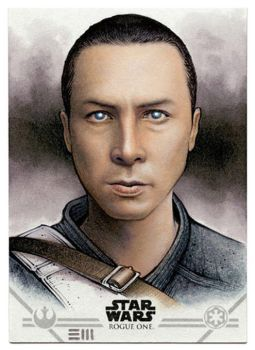 Chirrut Imwe Artist Proof by Erik-Maell