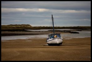 Waiting for the Tide II by grimleyfiendish