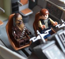 Honey, I shrunk the co-pilots by mousedroid-hoojib