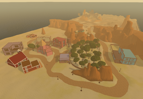 Saltlick Prairie - MLP:FiM Fan Sim on Second Life by StarbuckCloudhoof