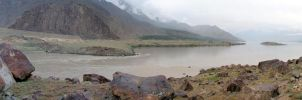 Indus River by OmerTariq