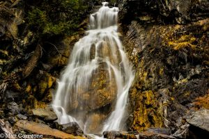 Holland Falls, Montana by NYLB43