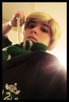 Me as Draco Malfoy by fansnaruto-oldiblog