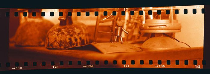 LOMO Little lost man by photozz