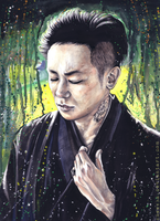 Kyo again by smeesha