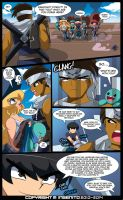 The Pirate Madeline Page 25: Locke? by Randommode