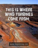 This Is Where Wind Turbines Come From by Kajm