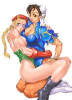 CAMMY vs CHUN LI by mrvo
