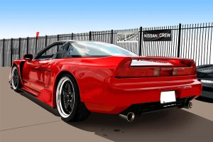 honda nsx toon by yusufbatirel