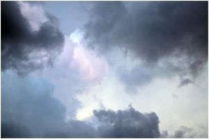 Clouds after Irene by cosmosue