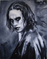 Brandon Lee by LieToTheMirror