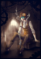 Steampunk by Naimane