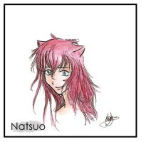 Natsuo -this guy... by Lynarsiane