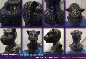PGM: Angus' Egyptian Leopard by Catwoman69y2k