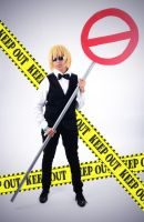 Shizuo Heiwajima Cosplay- Drrr by Awesome-Vivi