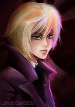 Alois Trancy by Namwhan-K