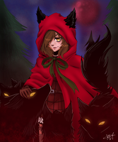 Red Riding Hood by forkandspoon00