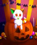 Cute Halloween Edit by Midnightshewolf