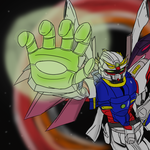 Neo Shining Gundam [Request] by Yourallmines