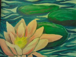 Water Lily by faryewing