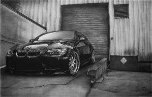 BMW M3 by Plotcky