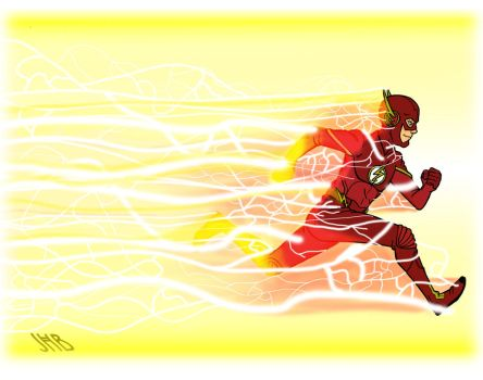 FLASH by jessehbechtold
