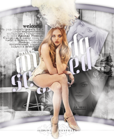 'Amanda Seyfried' menu by de-starkova