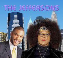 The Jeffersons Reboot by Agent-Spiff