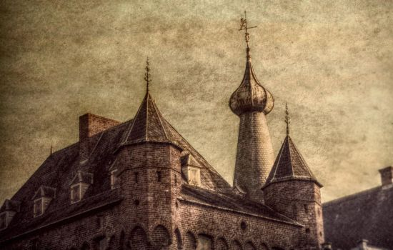 the castle by ANONYMOUSlovesMARVEL