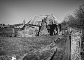 Retired Farm Shed by djzontheball
