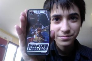 Star Wars Case by aarontheawesome