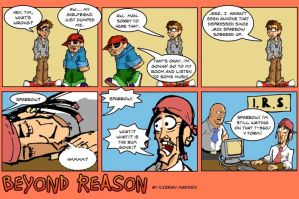 Beyond Reason: Jack Sparrow by Kmadden2004