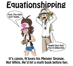 Equationshipping by himanuts