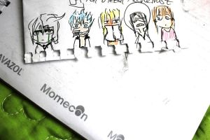 Are they REALLY from BLEACH??? by ser-en
