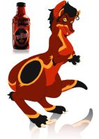 Tru Blood Roo by OhSadface