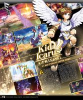 Kid Icarus  - GameFan 03 by RobDuenas