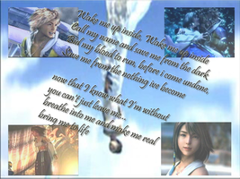 Tidus And Yuna by xXxKeikoxXx
