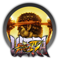 Ultra Street Fighter IV (4) - Icon by Blagoicons