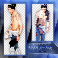 Zayn Sensual Png by ForeverTribute